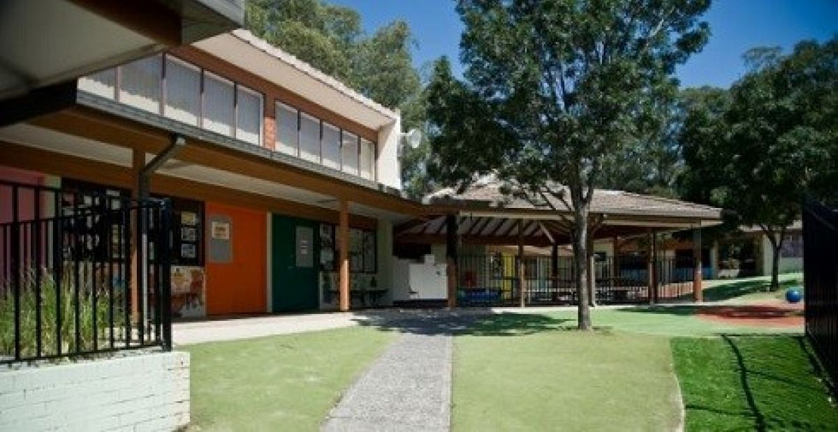 Western Sydney School grounds