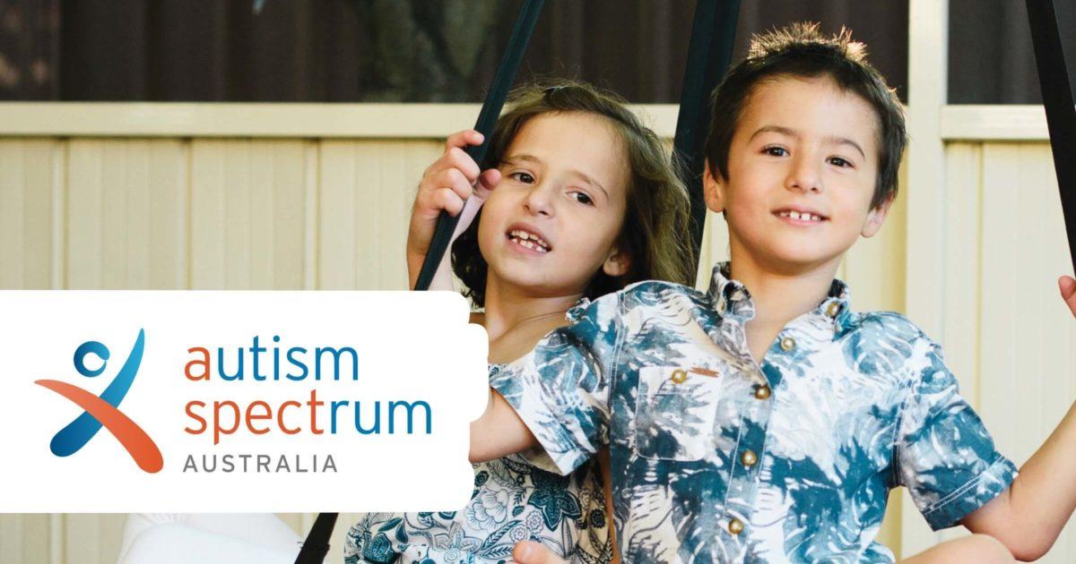 Aspect Australia Autism Spectrum Australia Aspect